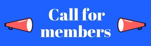 Call for Members